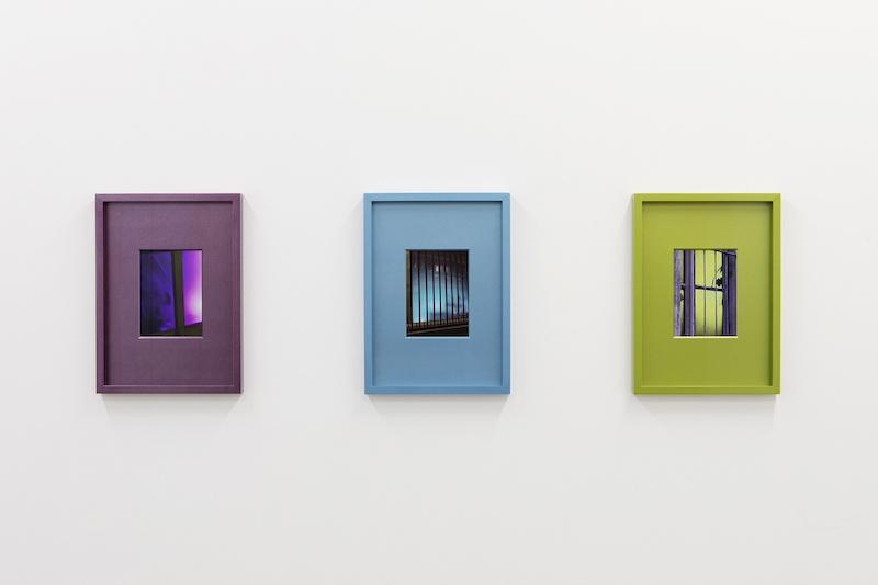 Hubert Marot, Maniements, 2020 - vue d'exposition
