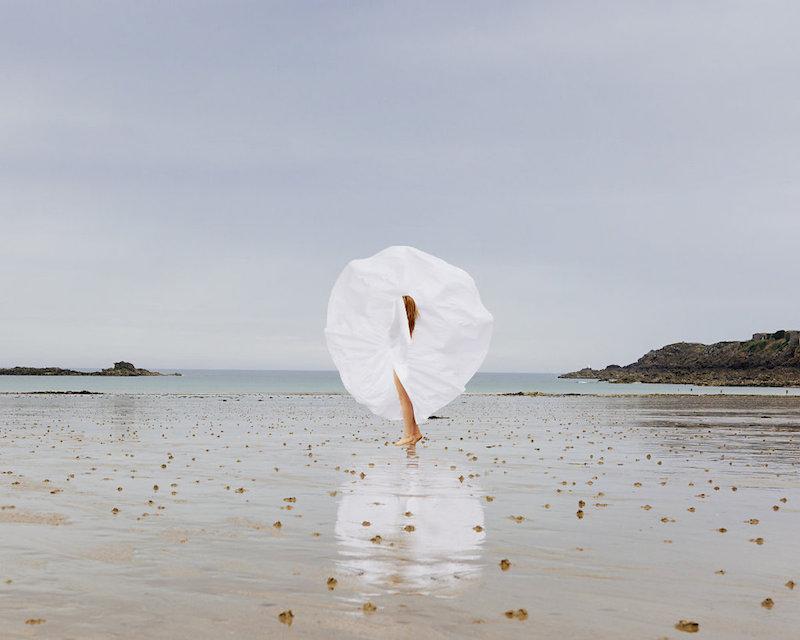 Maia Flore, VU, pour l'art à l'ouest, Espace vital, 120x150cm, édition de 5