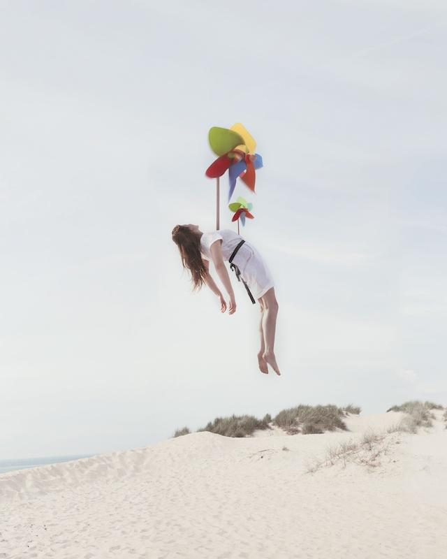 Maia Flore, VU, Sleep elevations II, 100x80cm, édition de 7