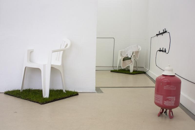 Vue de L'exposition que j'aurais aimé vouloir faire, jusqu'au 20 février 2021 ©️Marcos Uriondo