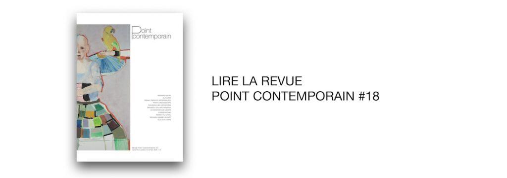 REVUE POINT CONTEMPORAIN 18