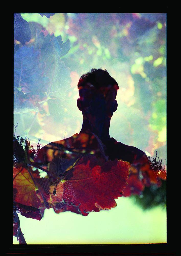 Aristide Barraud Lumière, 2021 tirage jet d'encre sur papier Hahnemühle, cadre chêne massif laminé noir 70x50 cm