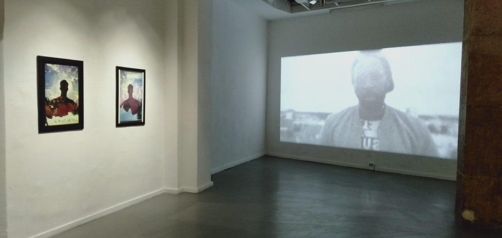 Exposition collective Théâtre d'ombres jusqu'au 27 février 2021, Galerie Dix9 Paris