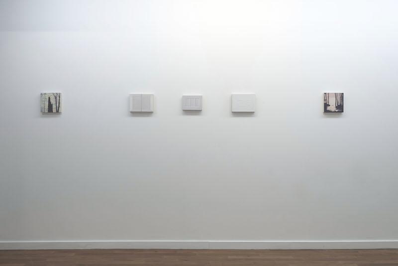 Jean-Charles Eustache, From Dark to dust, galerie Claire Gastaud, 2021