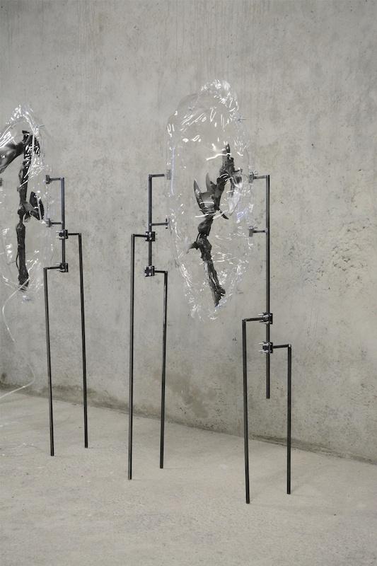 Vue exposition Rejuvenate Body Order Now de Yein Lee Du 17 février au 17 mars 2021 Le Box, Toulouse