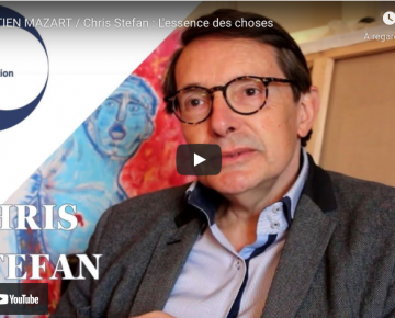 CHRIS STEFAN : L'ESSENCE DES CHOSES