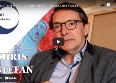 CHRIS STEFAN : L'ESSENCE DES CHOSES