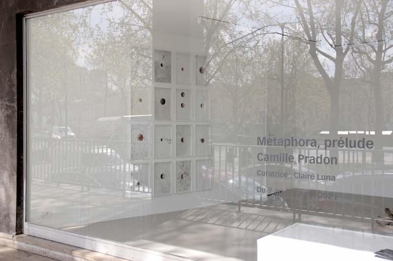 Metaphora, prélude © Adagp Paris 2021 Pradon