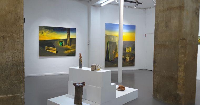 KARINE HOFFMAN, BLAZING SUN