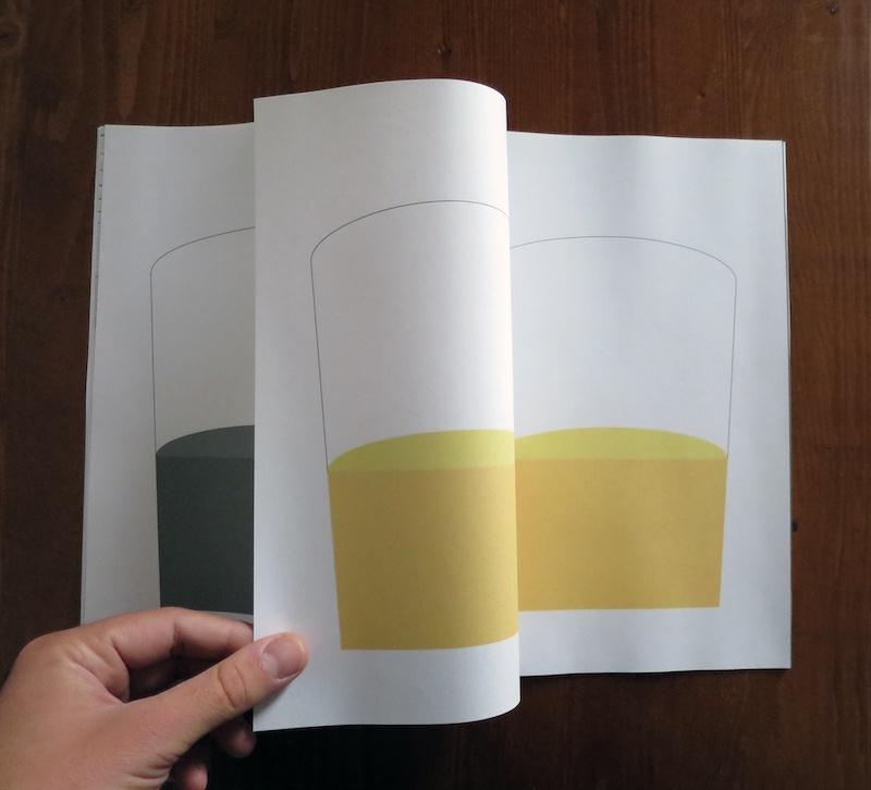 Les invisbles, 2016 26 x 18 cm quadrichromie sur papier journal 55g 24 pages bilingue français/anglais