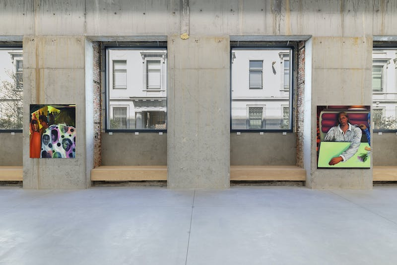Exposition Made in the Dark de Coady Brown jusqu'au 22 mai 2021, Stems Gallery, Ixelles