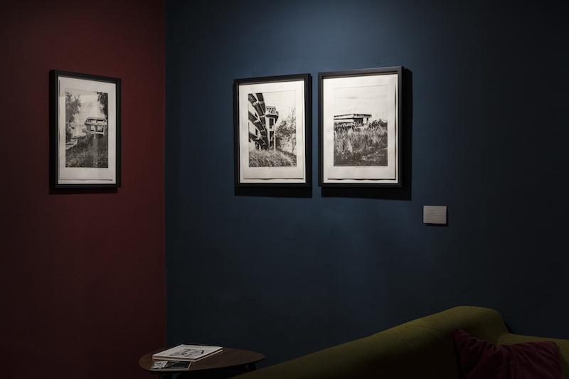 Vue exposition de photographie Paysage(?)  jusqu'au 30 aout 2021, FERMÉ LE LUNDI, Marseille