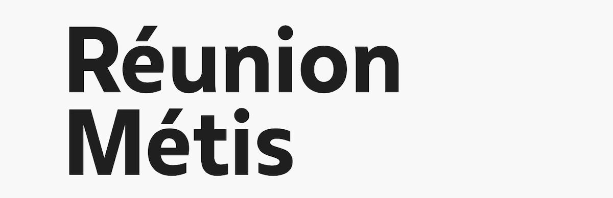 APPEL À PARTICIPATION – FESTIVAL RÉUNION MÉTIS 2021