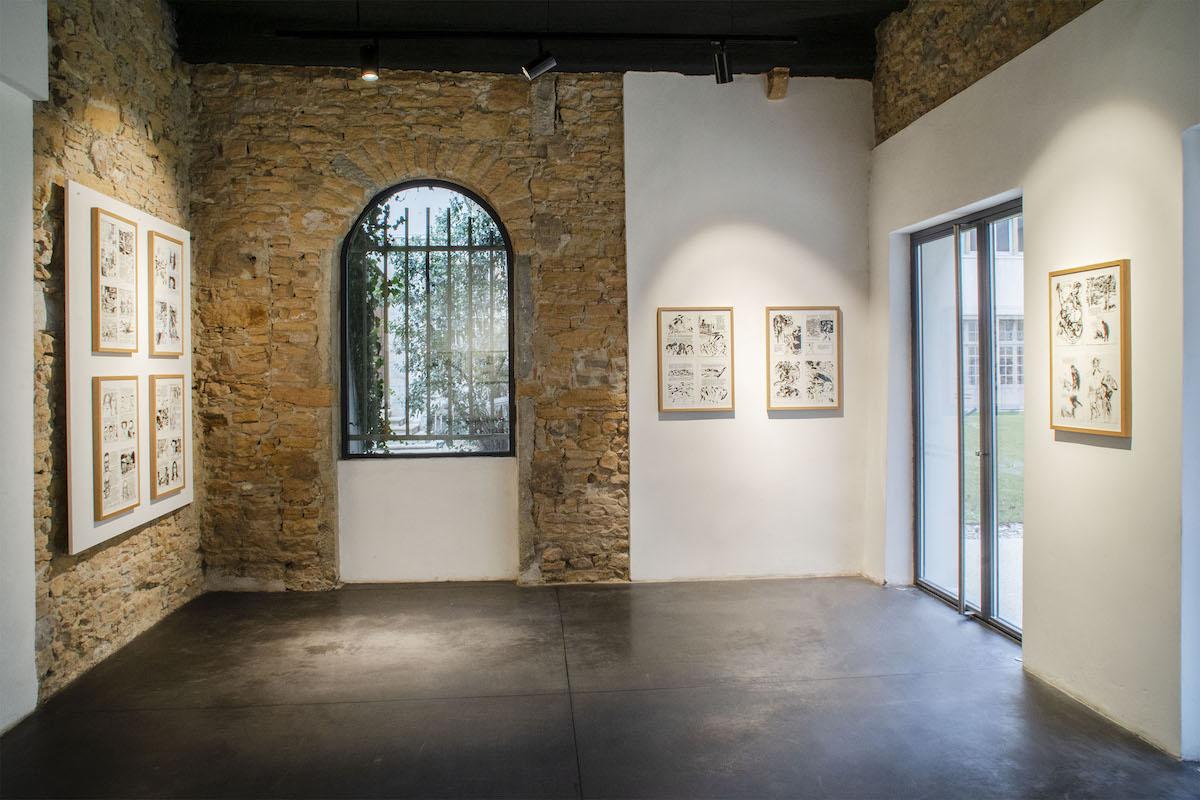 À la croisée des chemins : Au croisement de la bande dessinée et de l'art contemporain
