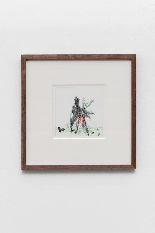 Lucas Arruda, The negative version of the official version of things, Untitled, Courtesy Galerie Balice Hertling, Paris. Image © Aurélien Mole