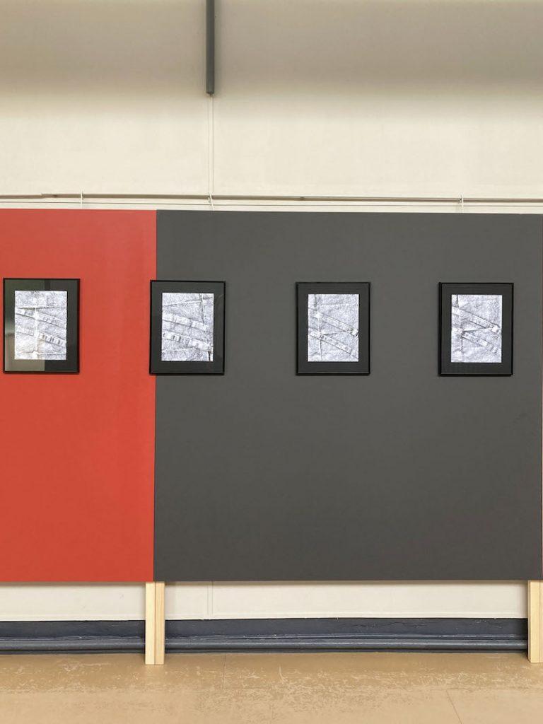 Exposition restitution de résidence de Mélanie Feuvrier et Hugo Fortin, jusqu'au 26 juin 2021, la Maison La Roche, Paris