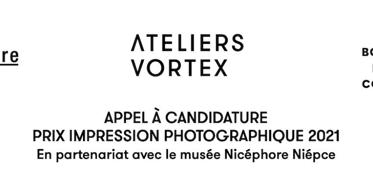 APPEL À CANDIDATURE DU PRIX IMPRESSION PHOTOGRAPHIQUE 2021
