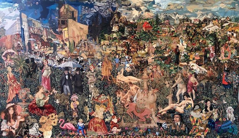 Aurélia jaubert, Vincent, Gustave, Sandro et les autres, 2021 © Aurélia Jaubert