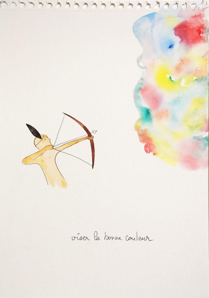 Exposition Dominique Lacoudre : notre vie tient dans le refrain d'une romance amor amor amor amor jusqu'au 17 juillet 2021, Galerie Olivier Meyer, Nantes