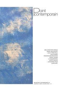 Revue Point contemporain 22