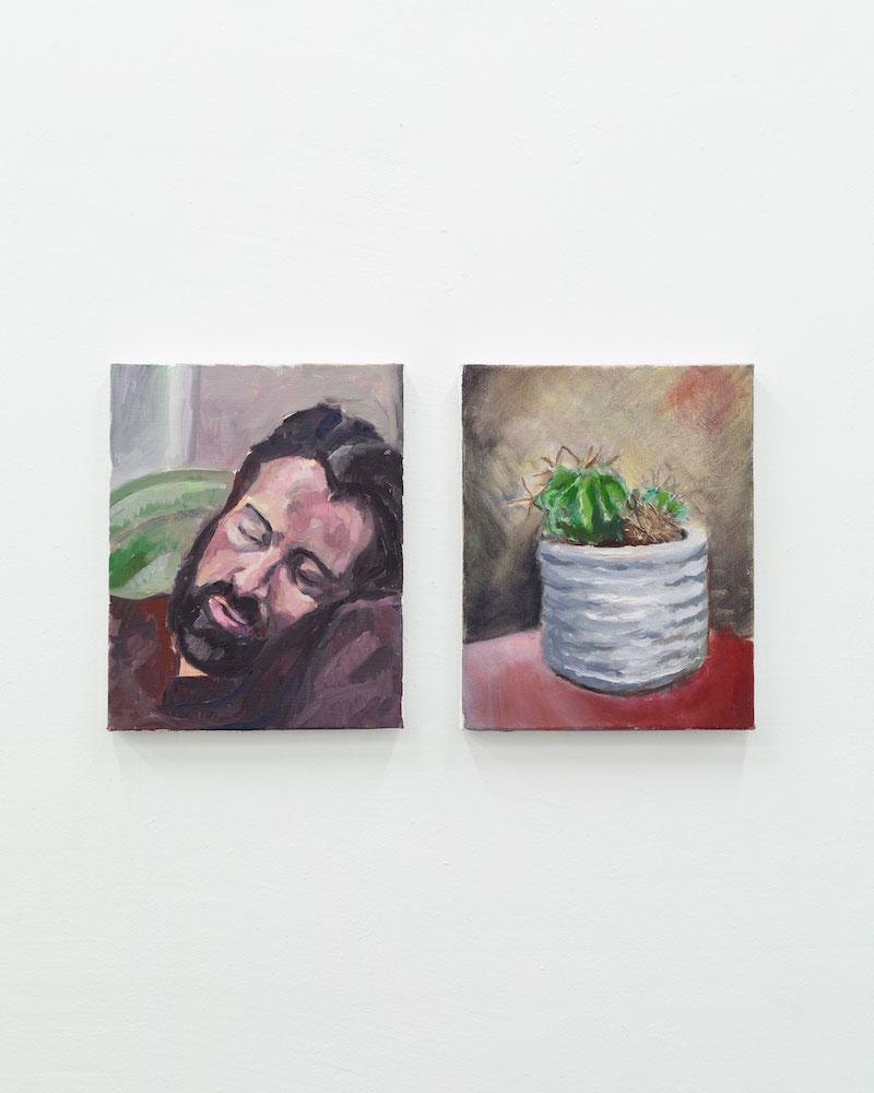 Ugo & Cactus par Charles Hascoët