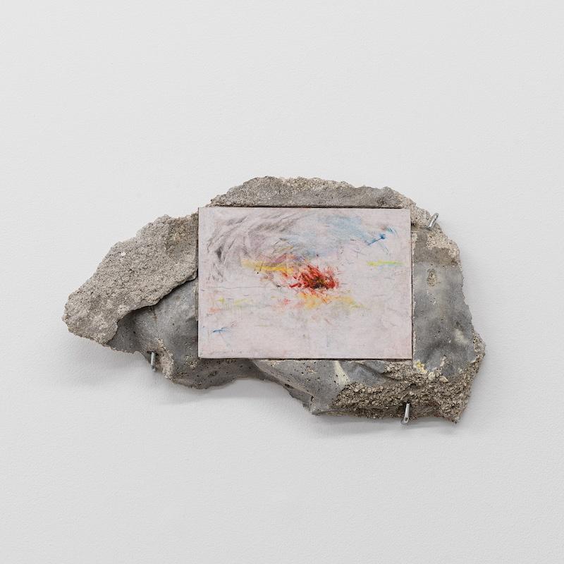 Sans Titre (Incendio 2), Lulù Nuti, 2021 - Photo Gregory Copitet © GALERIE CHLOE SALGADO