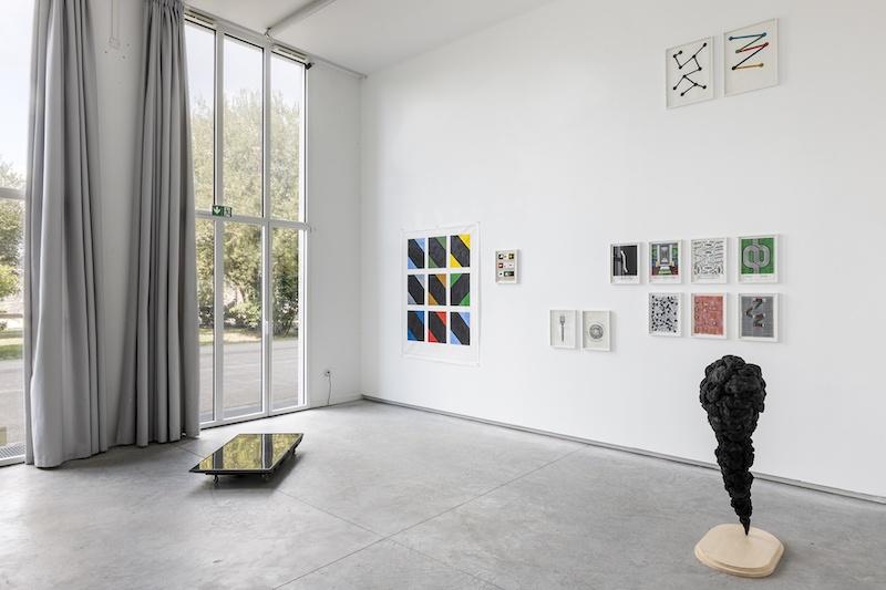 exposition Entre les lignes, Olivier Garraud et Gianpaolo Pagni, Atelier 8, Collectif Bonus, Nantes