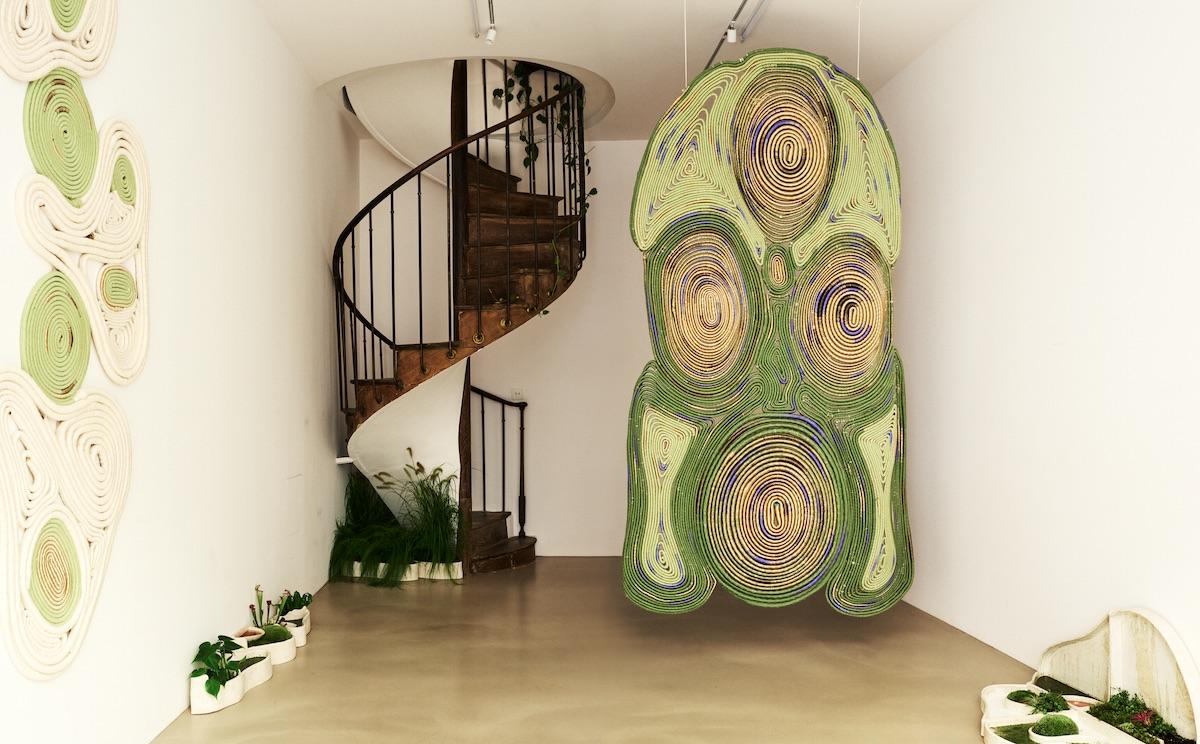 SPATIAL GREEN GARDEN