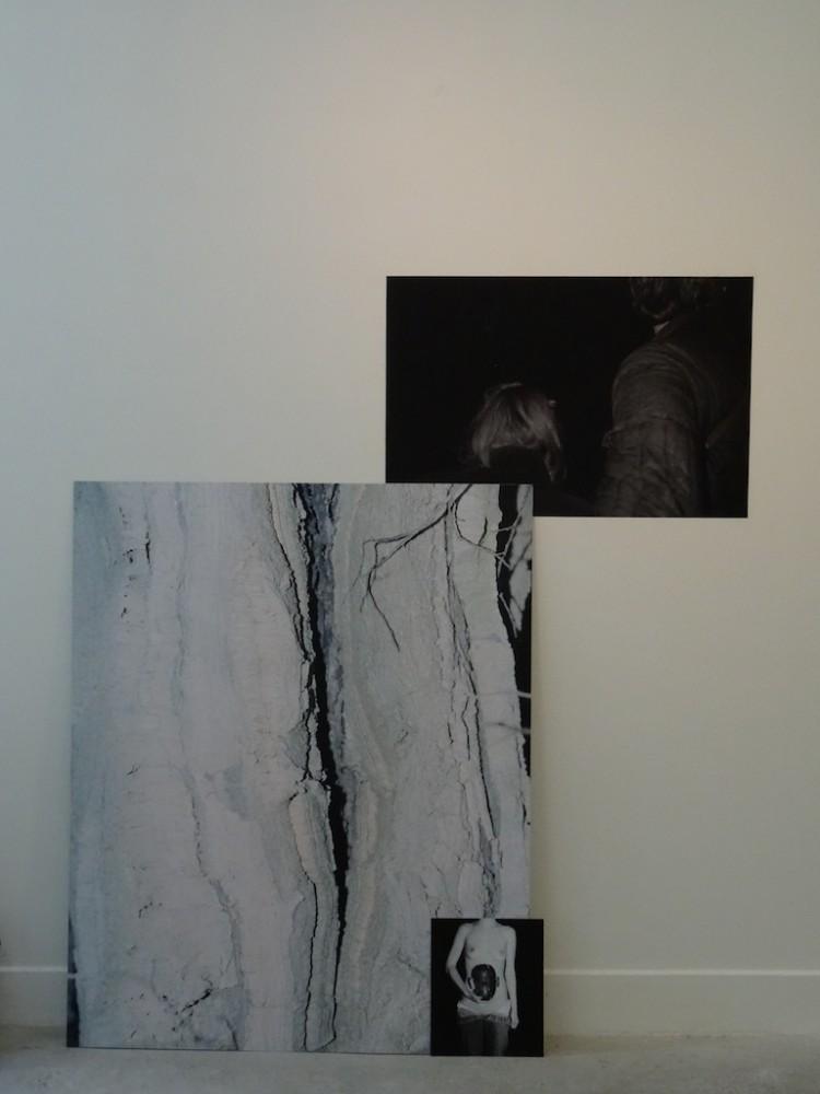 Lunes noires, collectif Insolance, galerie Huit