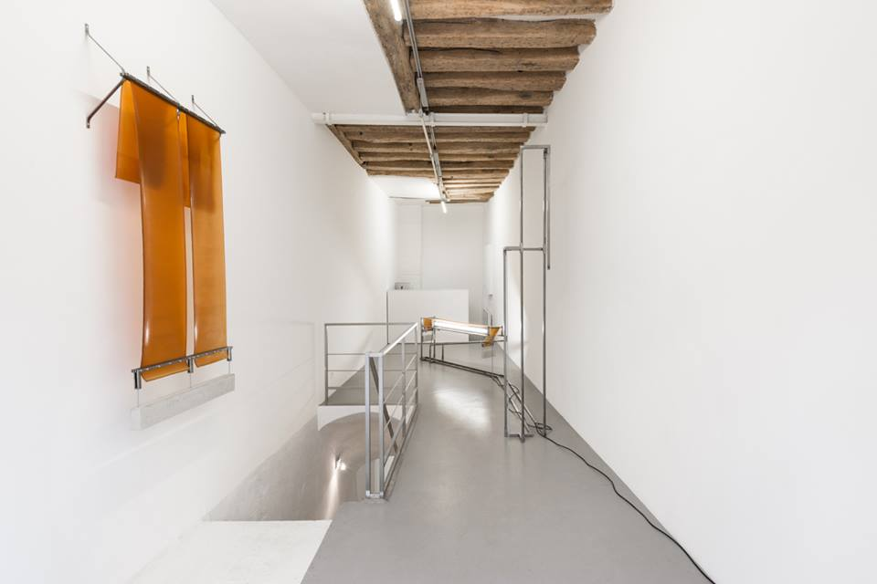 Anne-Charlotte Yver, Exsangue – Acte III, Galerie Marine Veilleux