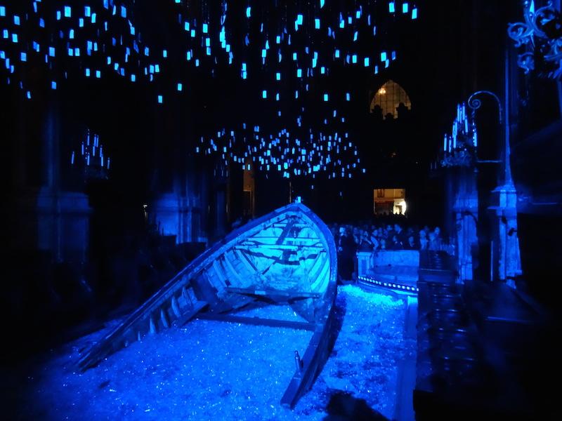 [FOCUS] Rachel Marks, Présage, Nuit Blanche 2015