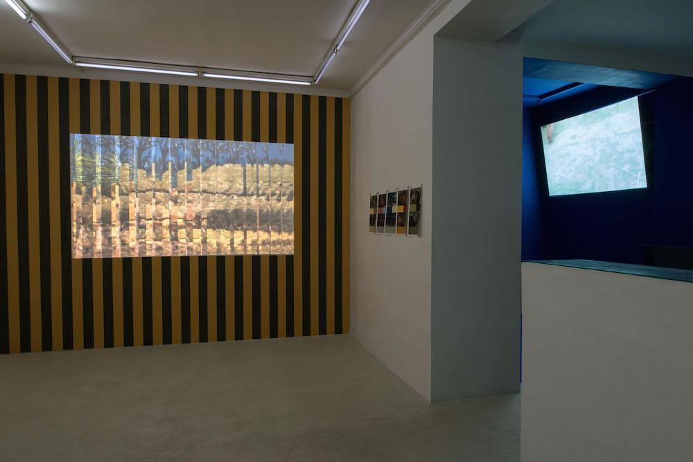 Au-delà de l'image (II), Galerie Escougnou-Cetraro