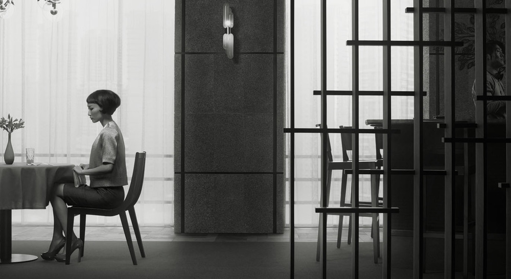 Erwin Olaf, Waiting, Galerie Rabouan Moussion