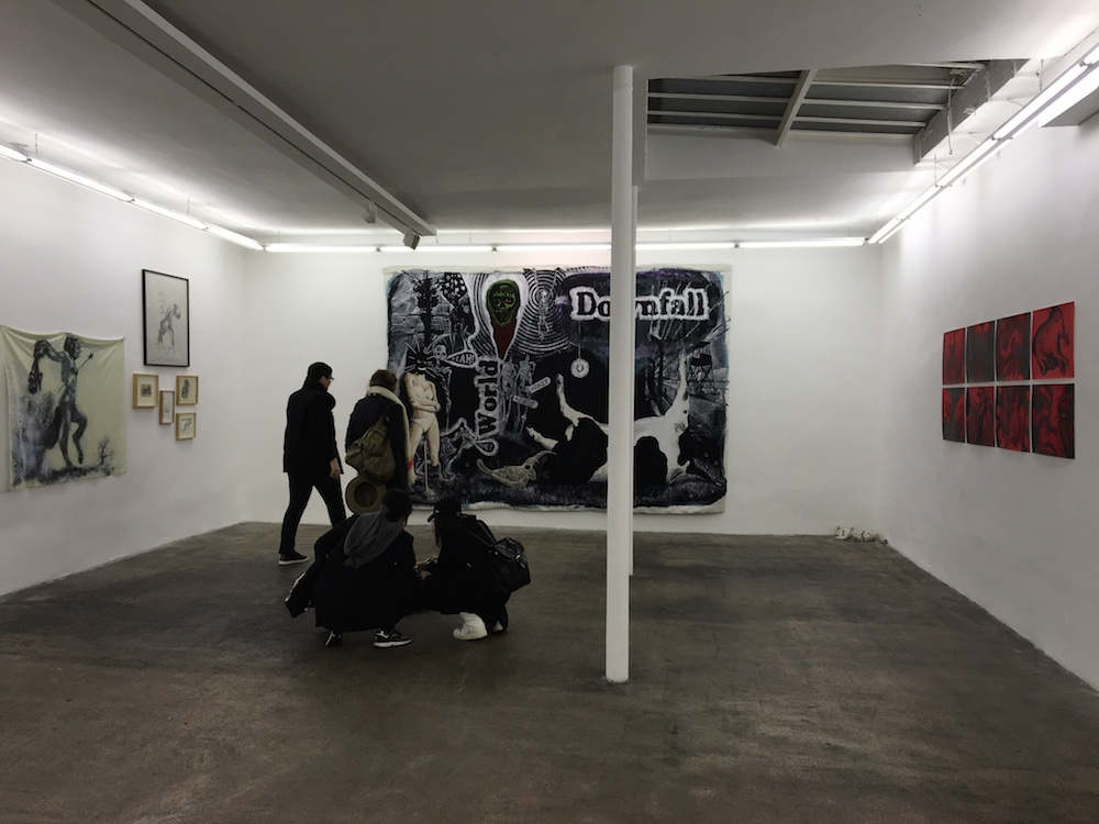 Dogs from Hell, Galerie Patricia Dorfmann