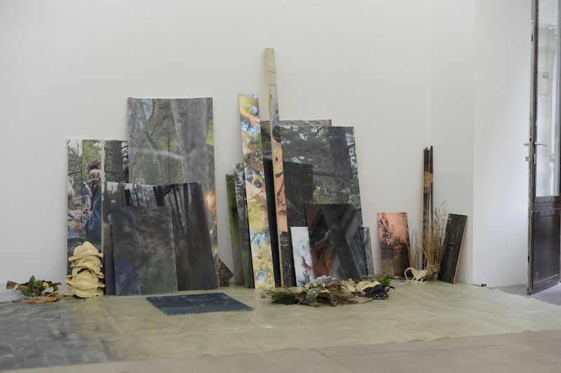 Pétrel / Roumagnac (duo) – Une exposition de rêves – Galerie Escougnou-Cétraro