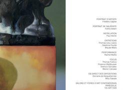 [REVUE] Point contemporain #2 – Sept – Oct – Nov 2016