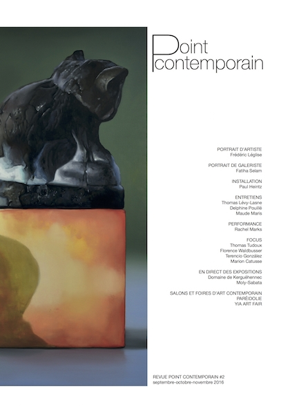 [REVUE] Point contemporain #2 – Sept – Oct – Nov 2016