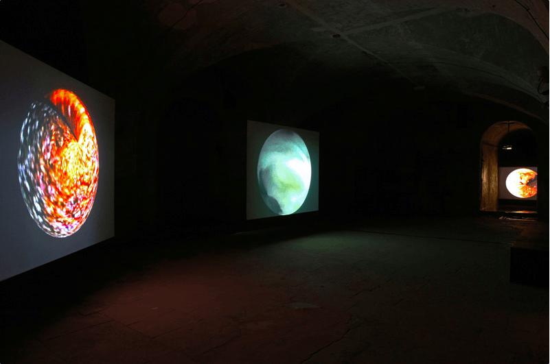 [EN DIRECT] Steina et Woody Vasulka & SLIDERS_lab – Vasulka's Variations – Centre d'art le Lait Albi