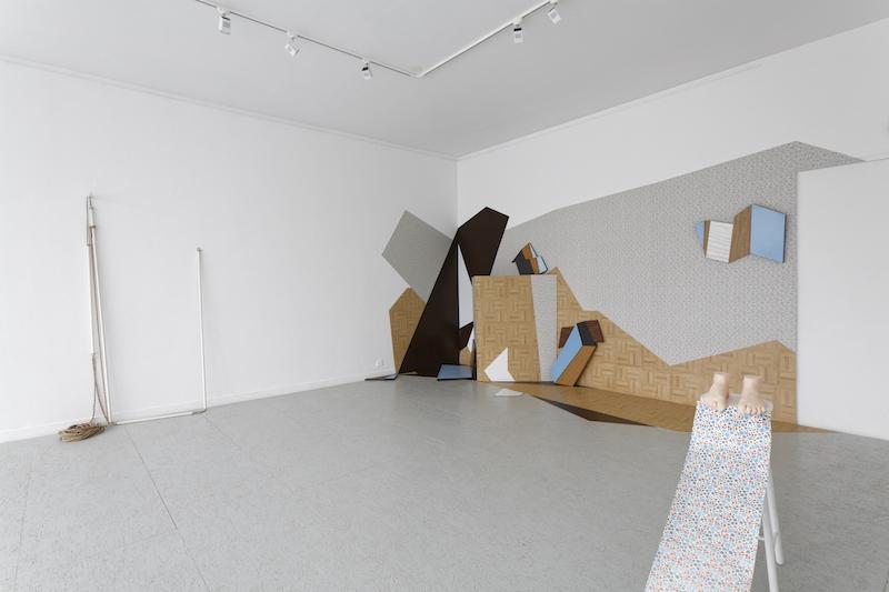 [EN DIRECT] À l'équilibre – Marion Bénard, Cécile Chaput, Romain Métivier – École et Espace d'art contemporain Camille Lambert