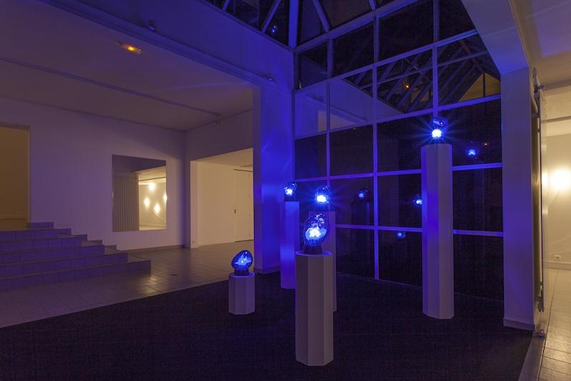 [EN DIRECT] Éblouissement, une exposition conçue comme un champ d'expériences,  Centre d'art contemporain Albert Chanot Clamart