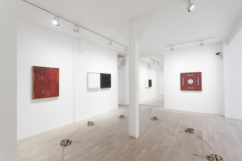 [EN DIRECT] Huang Rui 1976, Galerie Zürcher Paris