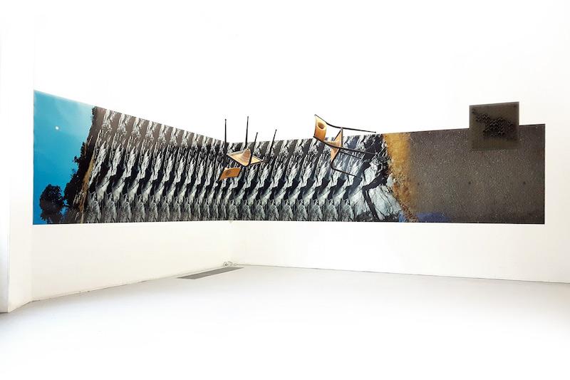 [EN DIRECT] Nicolas Tourte, Drag & drop, Galerie Laure Roynette Paris