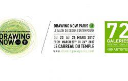 [PARTENARIAT] Drawing Now Paris ⎮ Le Salon du dessin contemporain – 11e édition