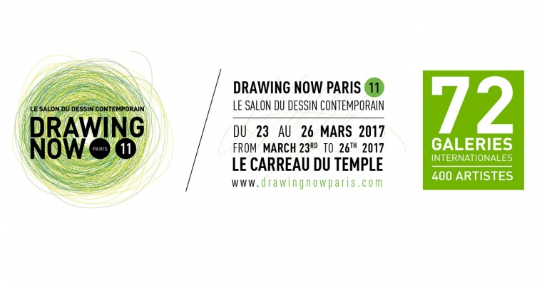 [PARTENARIAT] Drawing Now Paris ⎮ Le Salon du dessin contemporain – 11e édition