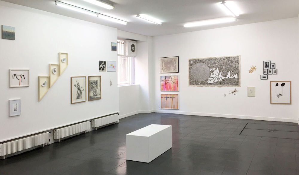 [EN DIRECT] Dessins perturbateurs, Galerie Metropolis Paris
