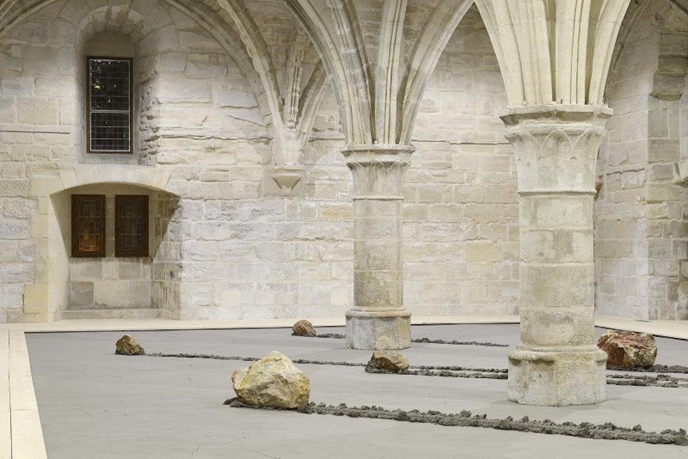 [EN DIRECT] Stéphane Thidet, Désert : de l'histoire, de paysages réels vers des mondes inconnus, Abbaye de Maubuisson