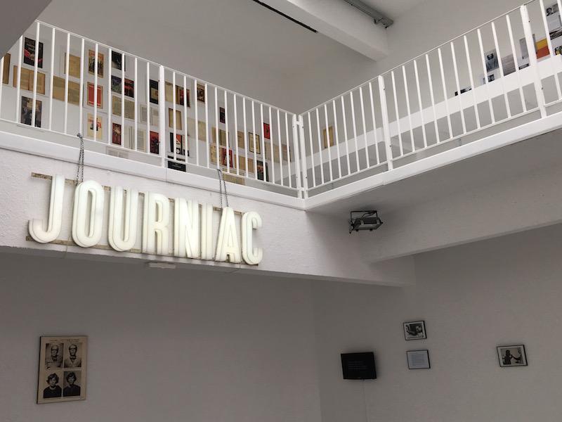 [EN DIRECT] Michel Journiac, « Rituel de transmutation » & Contaminations au présent, Le Transpalette Bourges