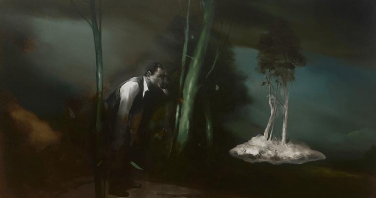 [EN DIRECT] L'Écho des murmures Regards sur la scène contemporaine roumaine Galerie Valérie Delaunay Paris