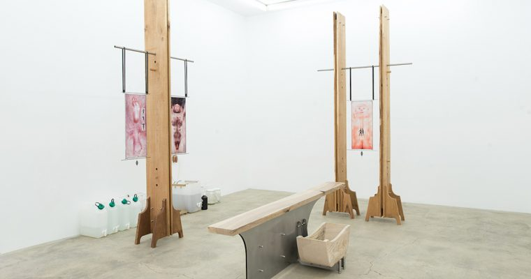 [EN DIRECT] Florian Sumi – Maître Cœur, galerie Escougnou-Cetraro Paris