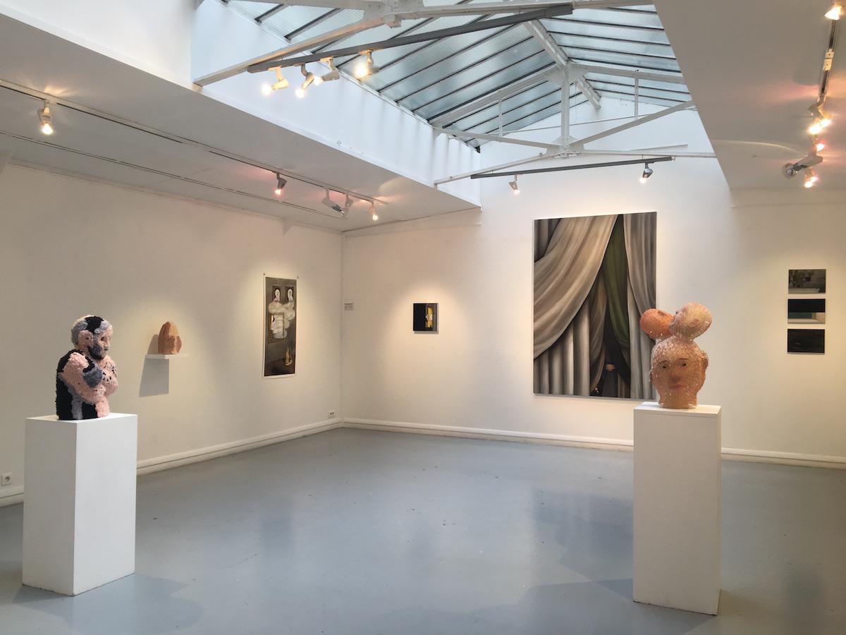 [EN DIRECT] CONFRONTATION, Haeji Lim et Kun Kang Galerie du CROUS Paris